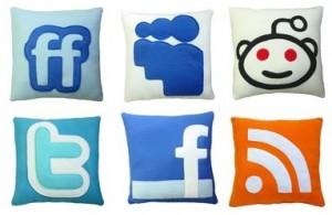 social-pillows