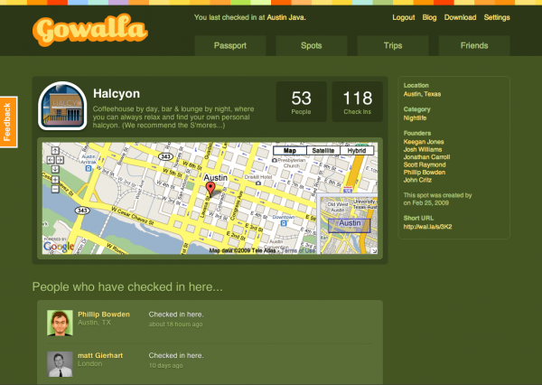 56763v2 600x426 Foursquare who? Gowalla might just be where its at.