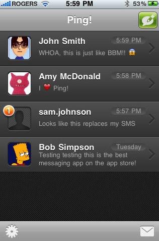 ping-app