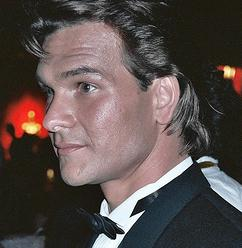 Patrick Swayze, photo by Alan Light