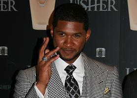 Usher by Tixgirl http://www.flickr.com/photos/90224601@N00/1442324789
