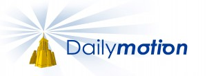 Dailymotion Logo blanc