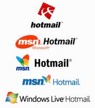 HotmailLogoEvolution-734570