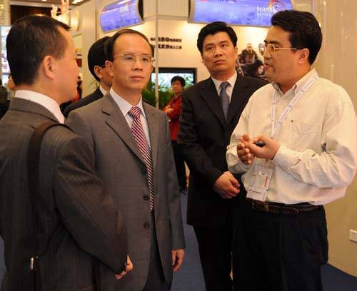 Tuo Zuhai, deputy-director of the Culture Market Department of MOC during GDC China