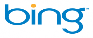 microsoft bing logo on white background 300x122 Google and Microsoft in twalks to license twitter data to improve search results