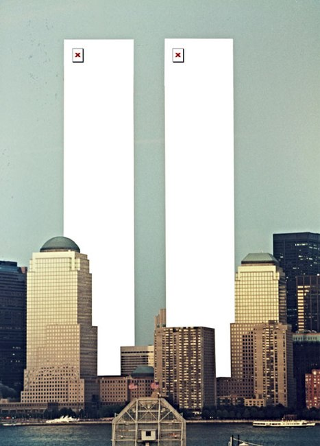 Missing Twin Towers
