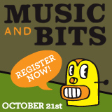 musicandbits banner160x160 Its conference season, time to get out. We get you a discount or free entrance