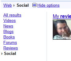 socialsearch thumb Google Social Search is live! Try it now