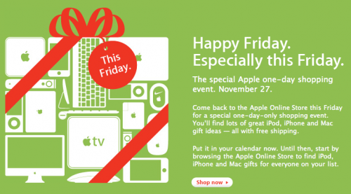 apple black friday Apple Black Friday Sale Is A Go   Will Cover Most Apple Products?