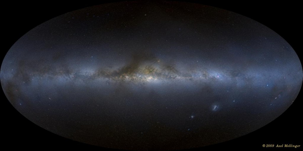 galaxypanorama 1024x512 You are nothing. Find yourself on this 648 Megapixel image of our Galaxy