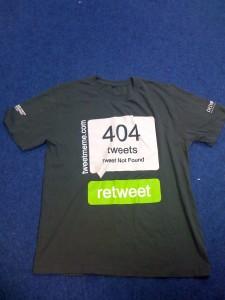tweetmeme t-shirt