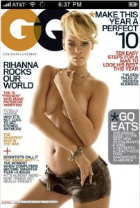 GQ 202x300 GQ Magazine Enters iTunes App Store On A Pay Per Issue Deal