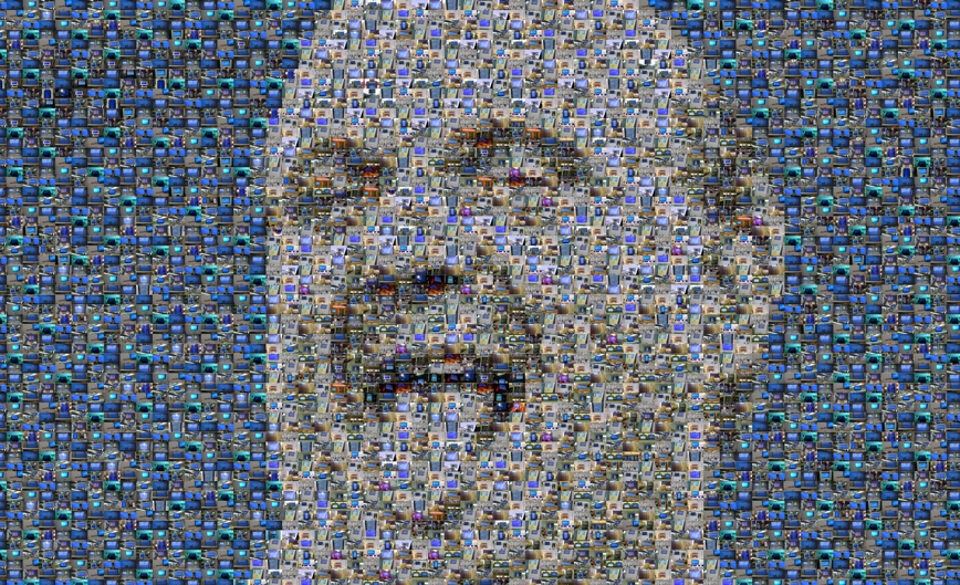 Picture 1 Steve Ballmer Rendered in BSODs fa1l