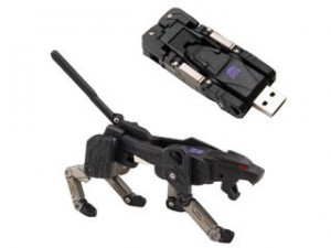 Transformers Ravage USB drive