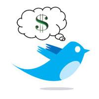 Twitter monetización Twitter cerrará el 2009 con beneficios