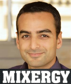 Andrew Warner of Mixergy