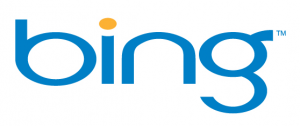 bing logo 300x126 Bing Cracks 10% Search Engine Market Share   Google Still Growing