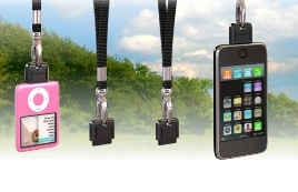 danglet Looking for an iPhone Wrist/Neck Strap solution? These are your best options.