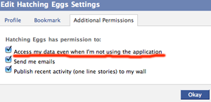 facebook permissions Why forgotten Facebook and Twitter apps could be real trouble
