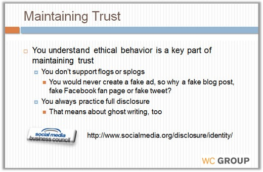 maintainingtrust Ghost blogging: Just don't do it