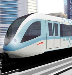 metro Dubai Metro gets WiMAX