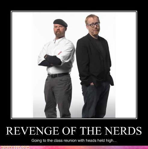 revenge of the ners