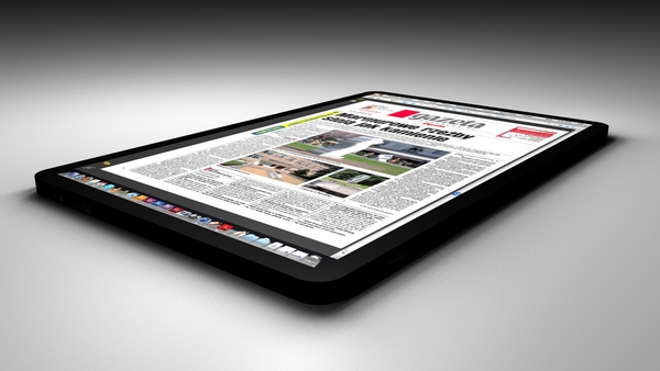1319771263811279 Weve saved the best for last. Probably the best Apple tablet concept yet.