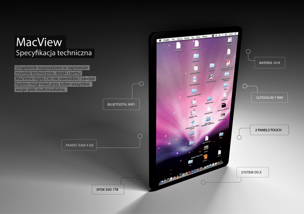 1319771263812031 Weve saved the best for last. Probably the best Apple tablet concept yet.