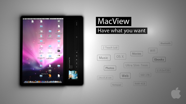 1319771263812256 Weve saved the best for last. Probably the best Apple tablet concept yet.