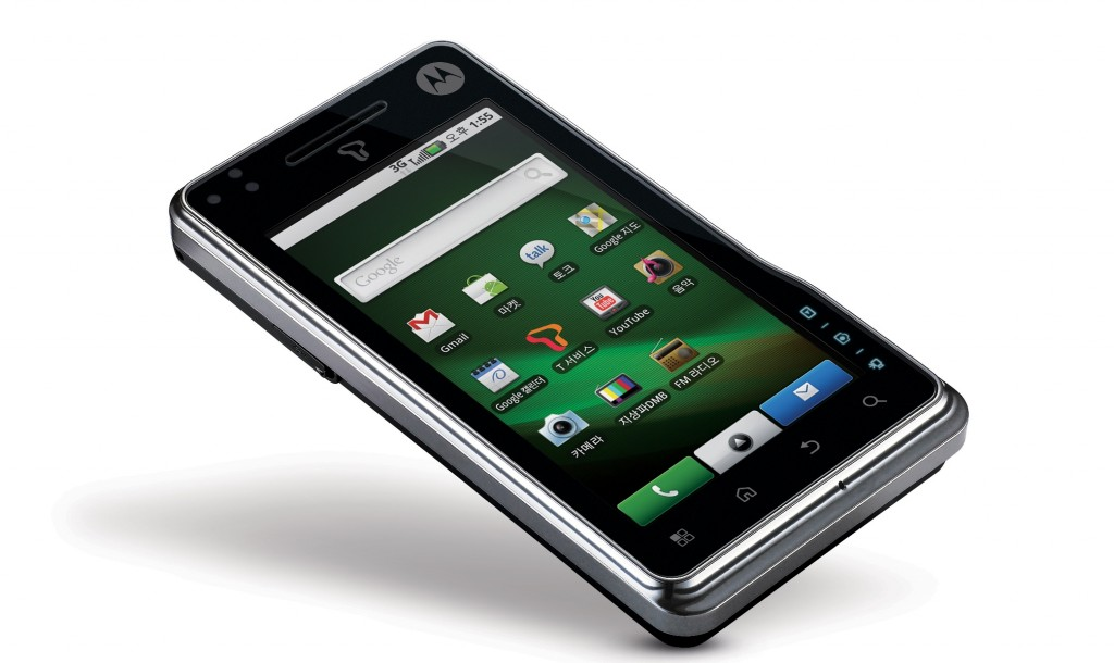 MOTOROI 3 1024x610 SK Telecom Releases the First Android Phone in South Korea