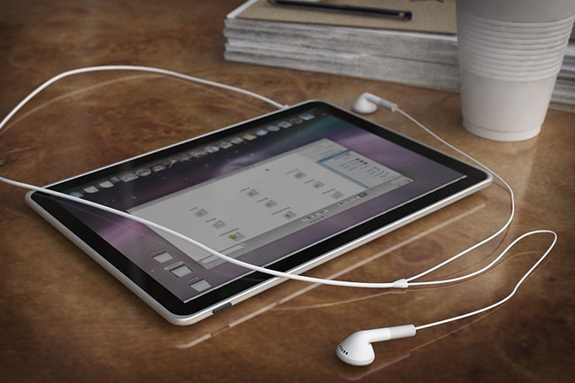 More Apple Tablet News: Docking Station for Keyboard/Mouse and Verizon Telco Partner in the US.