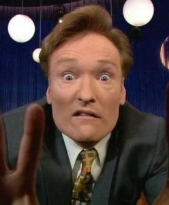 conan obrien 248x300 Someone Wants To Pay A Million Dollars For Conan OBriens Suitcase?