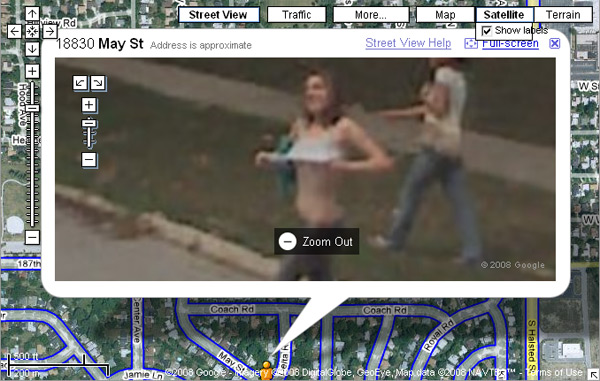 fail 2 The Best Google Street View Fails, Wins, And WTFs