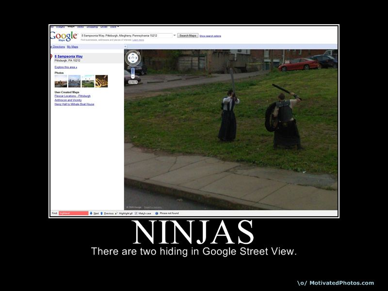 fail 4 The Best Google Street View Fails, Wins, And WTFs