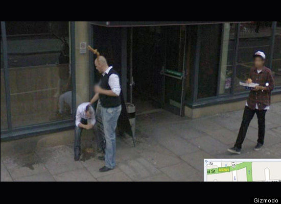 fail 7 The Best Google Street View Fails, Wins, And WTFs