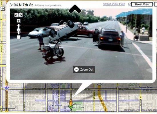 fail 8 The Best Google Street View Fails, Wins, And WTFs