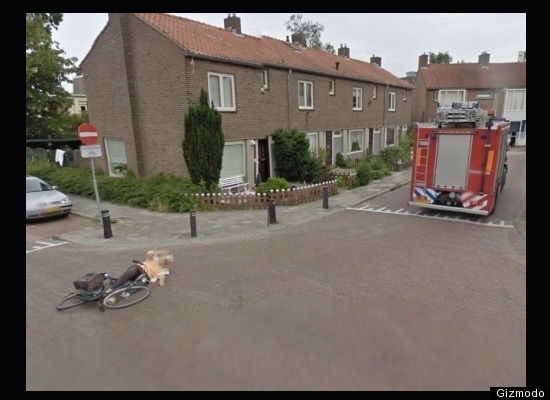 fail 9 The Best Google Street View Fails, Wins, And WTFs