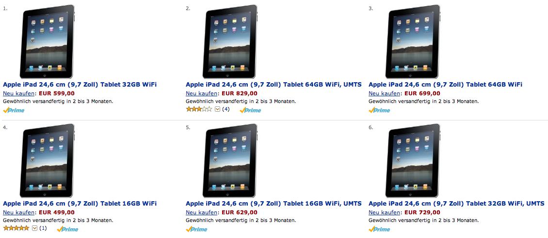 iPad-Deutsche-Preise