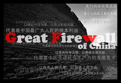 China GFW