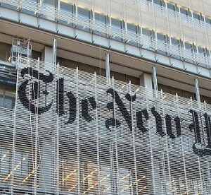 new york times 300x276 Paywalled News Site Gets 35 Subscribers in 3 Months