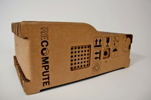 recompute 1 small 300x200 Cardboard Computer enters production (Yes, it fully works)