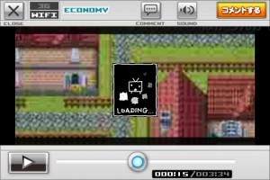 NicoNicoDouga screenshot