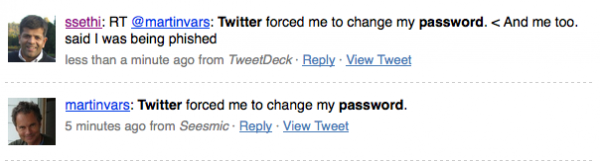 Picture 45 600x161 Twitter forcing some users to change password. Reported threat of phishing attacks.