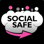 SocialSafelogo Social Safe: Time Machine Style Backup for Your Facebook Account