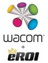 Wacom + eROI