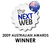 awardlogo The Next Web Australia Awards   Winners Announced!