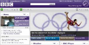 The BBC Website