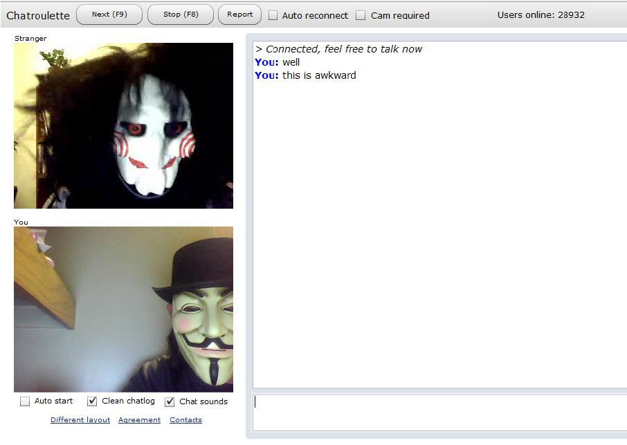 chat fail