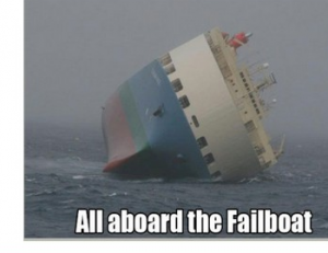 failboat1 300x231 Dubai Tweet Controversy: Yet Again, Think Before You Tweet