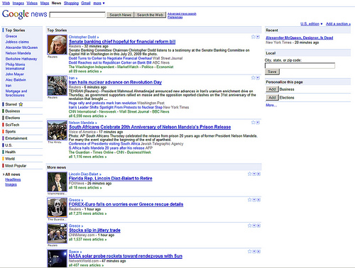 google news beta